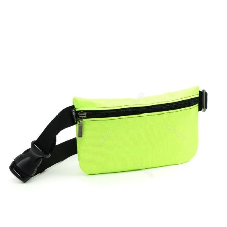 Pochete Pequena Verde Neon