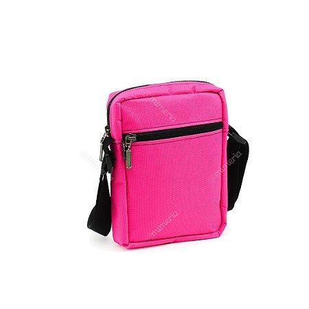 Bolsa Transversal Básica Pink