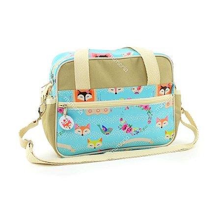 Bolsa de Viagem Pequena Raposinha