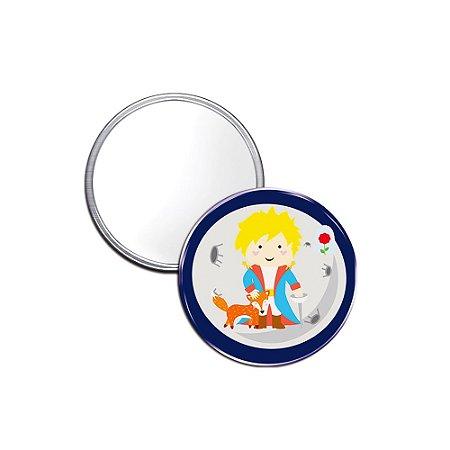 Espelho Pocket Príncipe