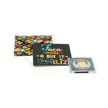 Kit Imã e Cartão Frida Color