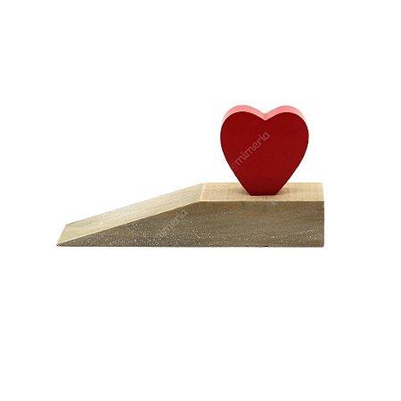Aparador de Porta em Madeira Cute Heart