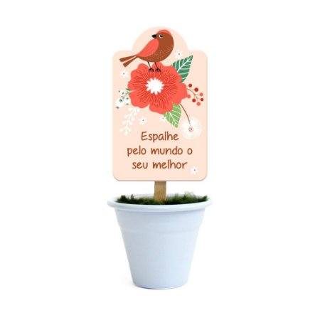 Mini Vaso Jardim