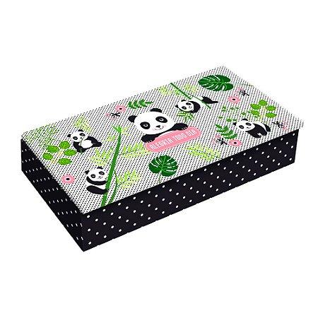 Porta-Objetos Decorado Panda