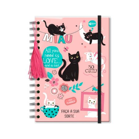 Planner Permanente Gatos