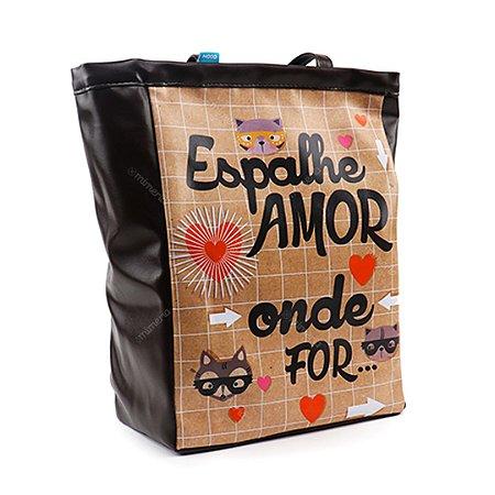 Bolsa Sacola Guaxinim Craft