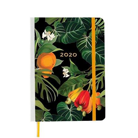 Agenda Planner Semanal 2020 Anotações Verão Caju Cíceros