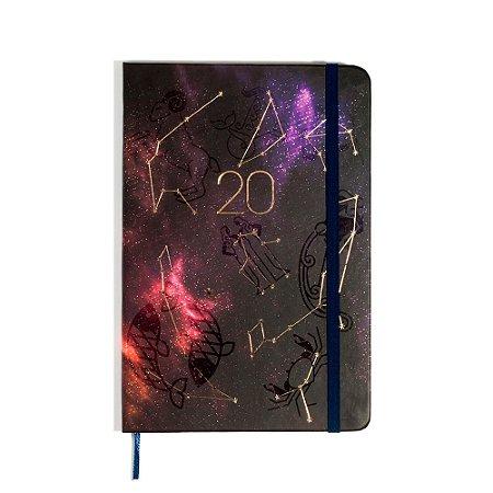 Agenda Planner Semanal 2020 Anotações Astral Zodíaco Cíceros