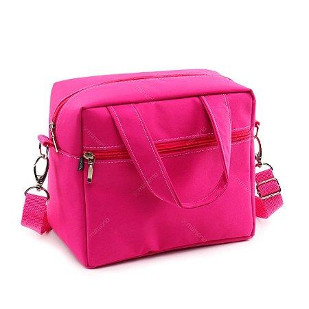 Bolsa Térmica Média Pink