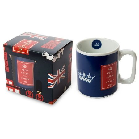 Caneca Decorada London