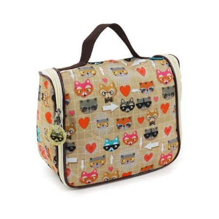 Necessaire Ganchinho Guaxinim Craft