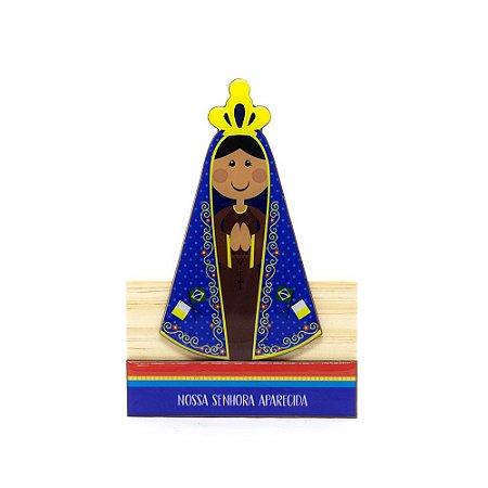 Escultura Nossa Senhora Aparecida Pequena