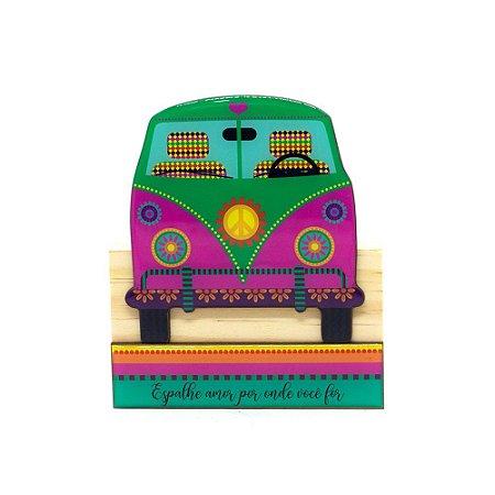 Escultura Kombi Pequena