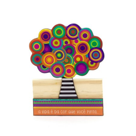 Escultura Árvore Bola Pequena