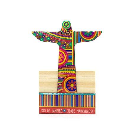 Escultura Cristo Redentor Pequena