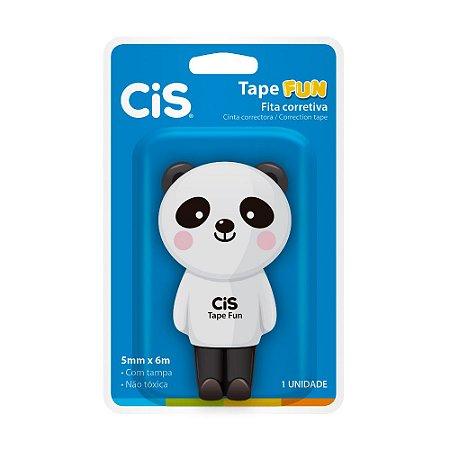 Fita Corretiva CIS Fun Panda