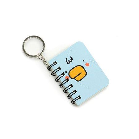 Mini Notebook Kawaii Galinha