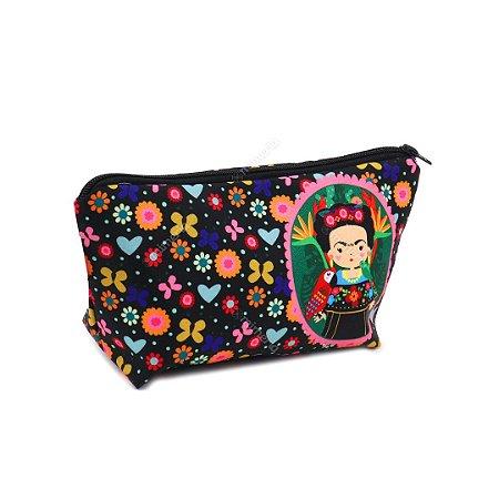 Necessaire com Base Frida Color Média