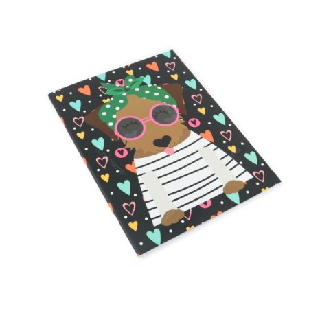 Planner Mensal Happy Dog Caramelo