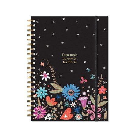 Caderno Universitário 96 Folhas Fiore