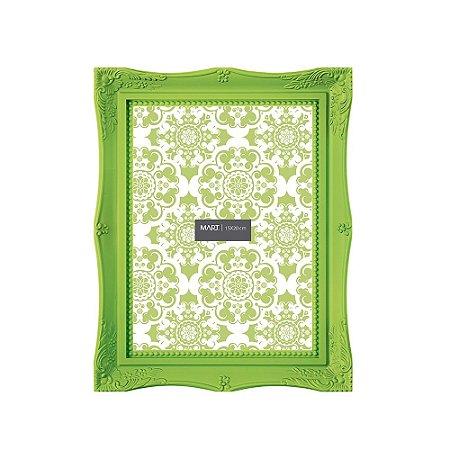 Porta Retrato Vintage Verde 15x20
