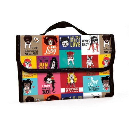 Necessaire de Viagem Trip Monsters of Dog