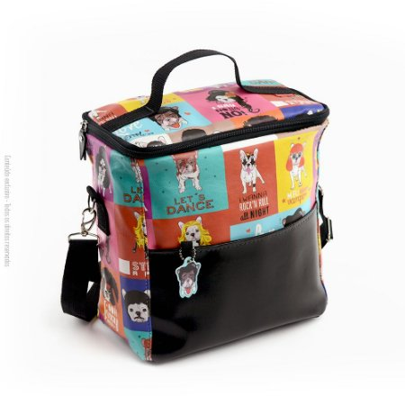 Bolsa Térmica Monsters of Dog