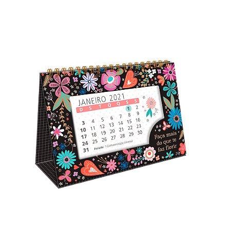Calendário de Mesa 2021 Fiore
