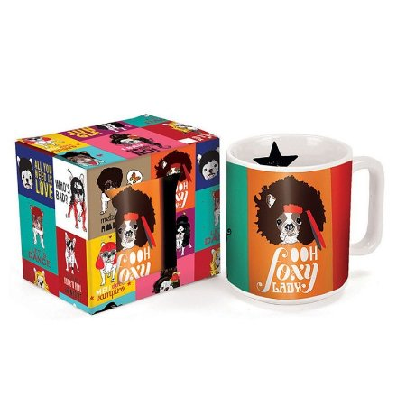 Caneca Decorada Monsters of Dog