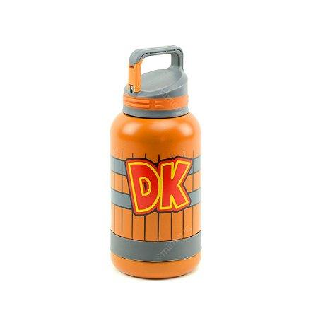 Garrafa Térmica de Inox Donkey Kong Barril