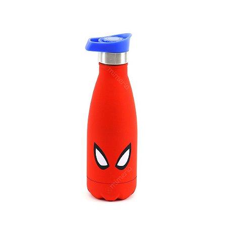 Garrafa Térmica de Inox Spider-Man