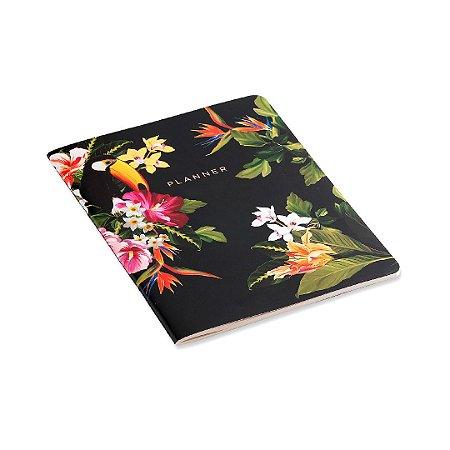 Planner Mensal Revista Tropical Fauna