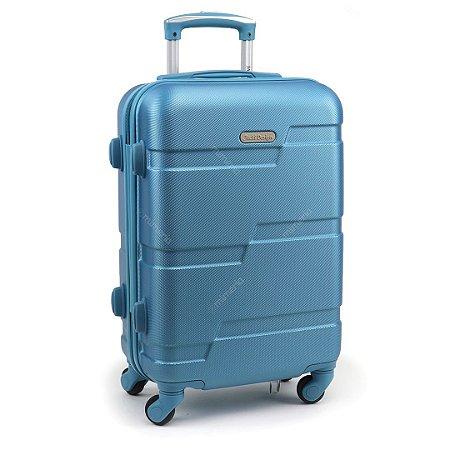 Mala de Viagem com Rodinhas Dream Azul Celeste