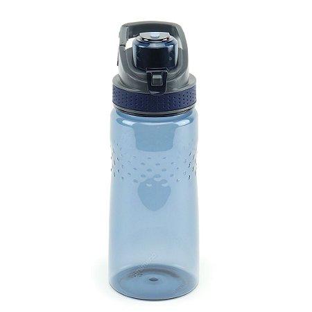 Squeeze de Plástico com Alça Azul