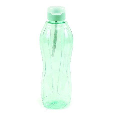 Squeeze Plástico Verde 800 ml