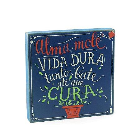 Quadro Box Alma Mole 25x25