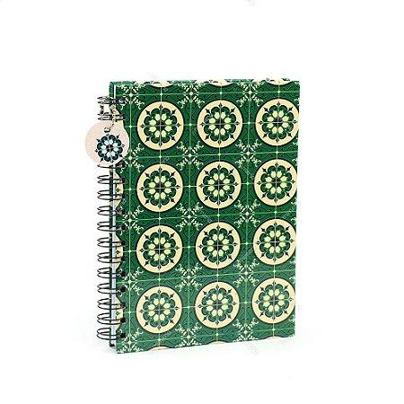 Caderno de Anotações Ladrilho
