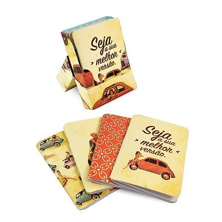 Kit Caderno de Notas Pinup 500