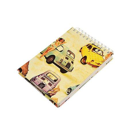 Caderno de Notas Wire-O Pinup-500