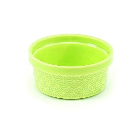 Mini Bowl de Cerâmica Verde Claro