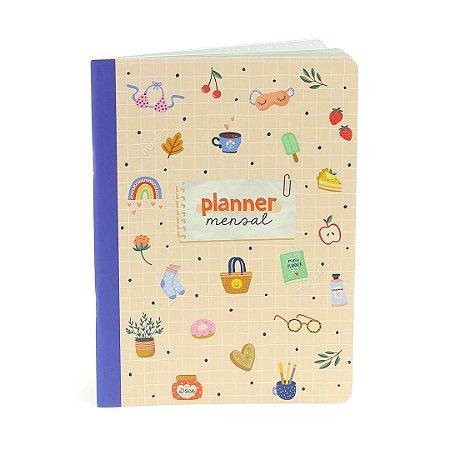 Planner Mensal Happy Time