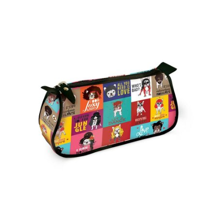 Necessaire de Bolsa Monsters of Dog