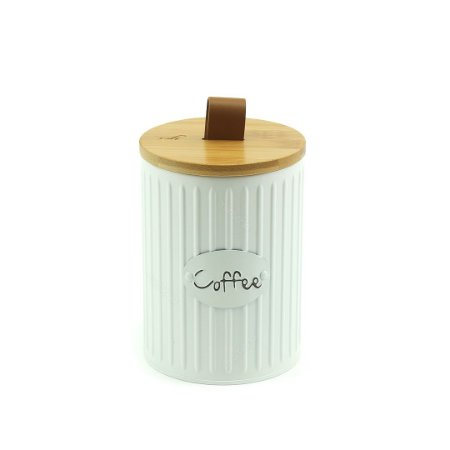 Pote para Alimento Lisse Coffee