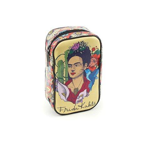 Estojo 100 Pens Frida Kahlo Pés para Que os Quero