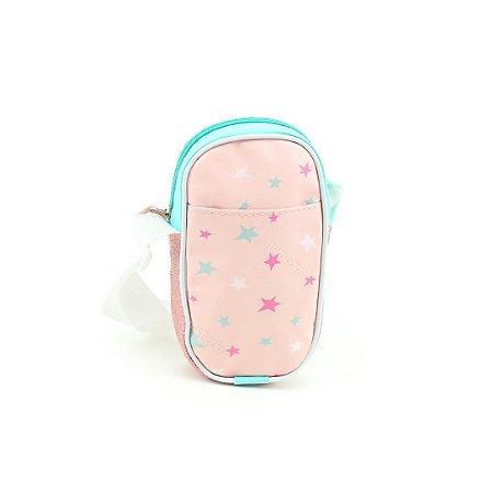 Bolsa Transversal Shoulder Bag Estrelinha