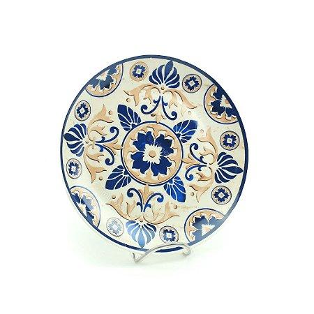 Prato Médio Azulejo
