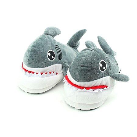 Pantufa 3D Shark