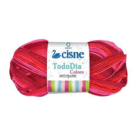 Lã Cisne Todo Dia Colors 100g Cor 70209