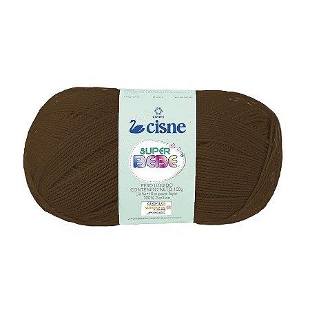 Lã Cisne Super Bebê 100g - 00885