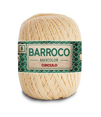 Barroco Maxcolor Nº 6 200g Cor 1114 - AMARELO-CANDY